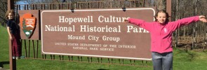 Hopewell Culture Sign